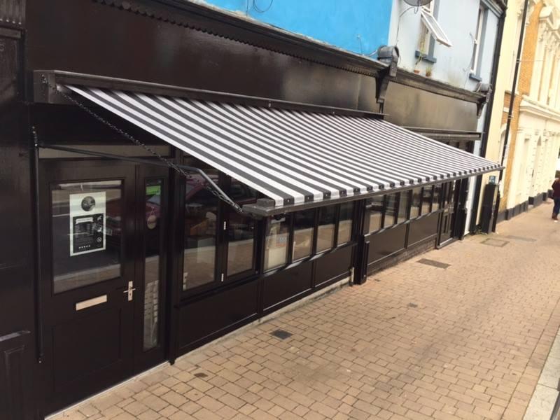 Shop Face Refurbishments – Aldershot