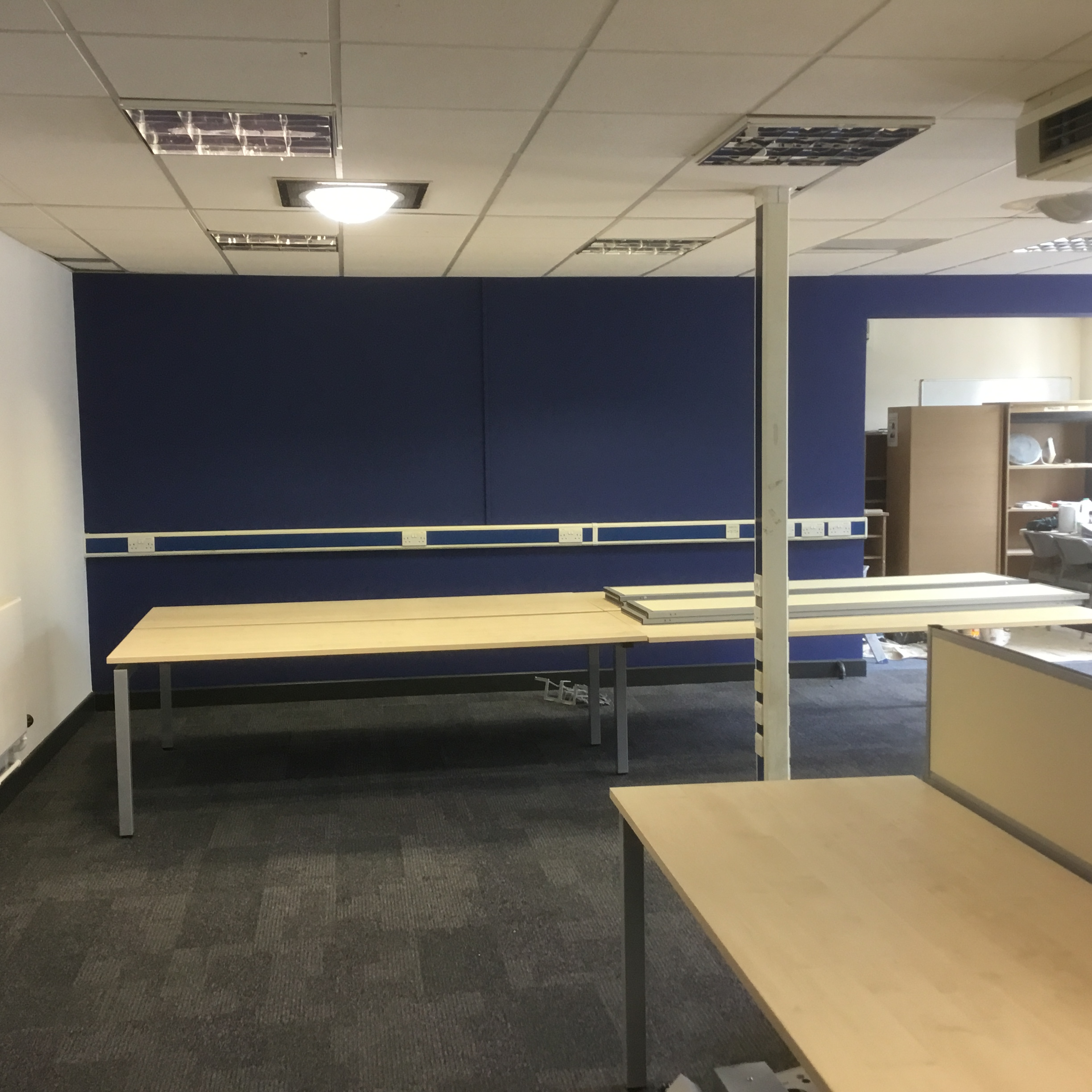 Andover Police Station Internal Refurbishment